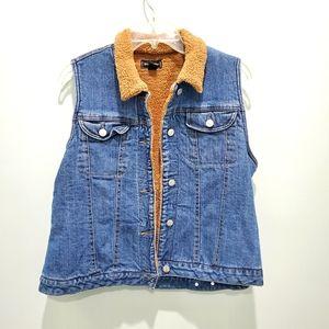 Bit and bridle XL vest